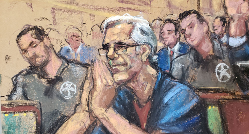 """Surprise! Security Video of Epstein's Cell """"Unusable"""""""