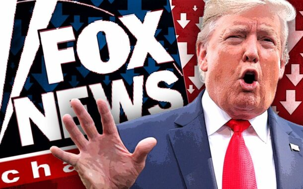 Trump Not Happy With Fox News