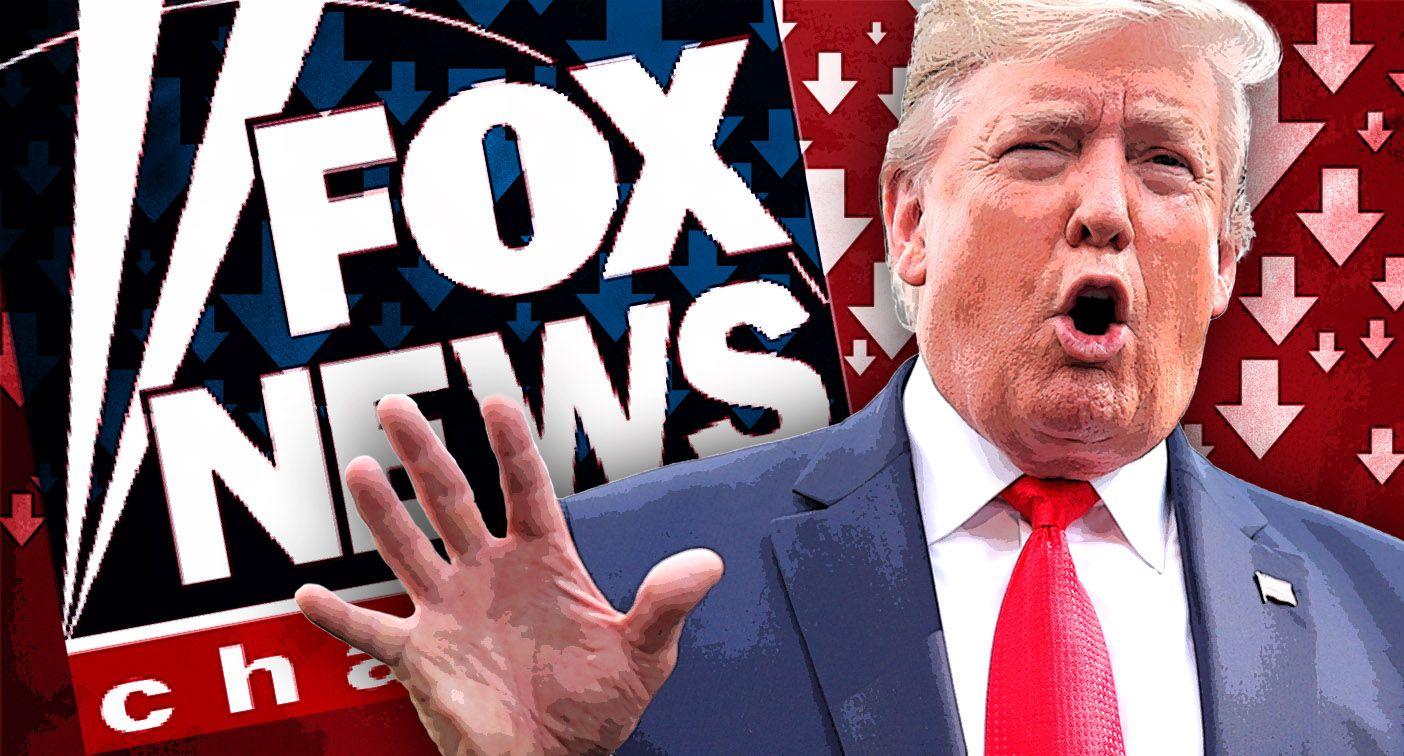 Trump Not Happy With Fox News