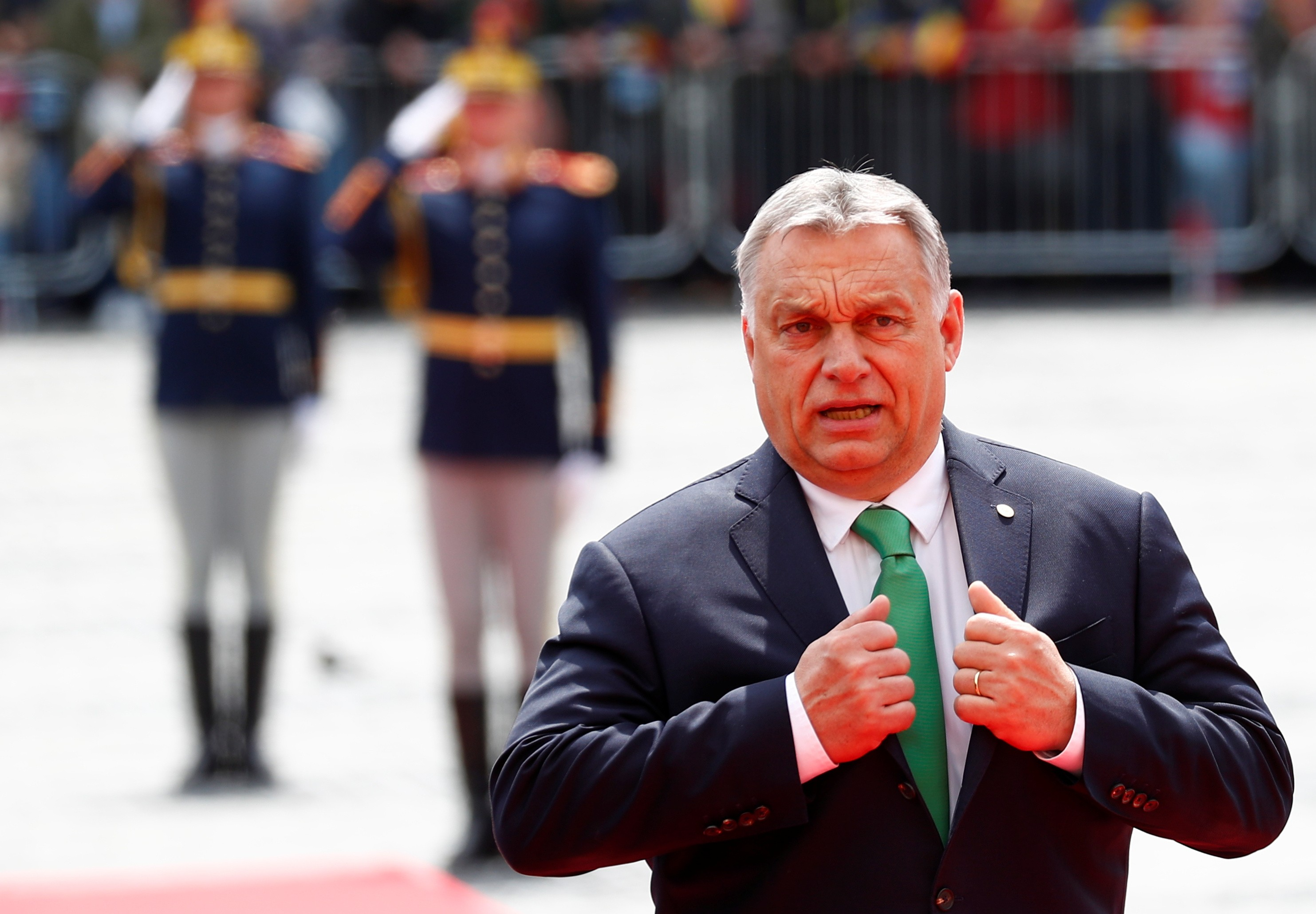 Hungarian Consensus: 'Millions Will Arrive, Our Task Is to Defend Our People'