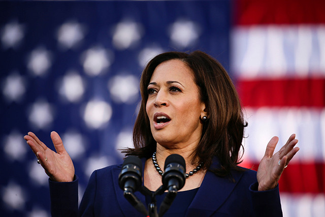 Harris Backs Off Medicare for All to Appease Wealthy Donors