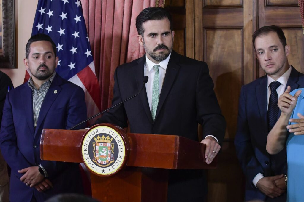 Puerto Rico Gov. Ricardo Rosselló Ousted Amid Public Outcry