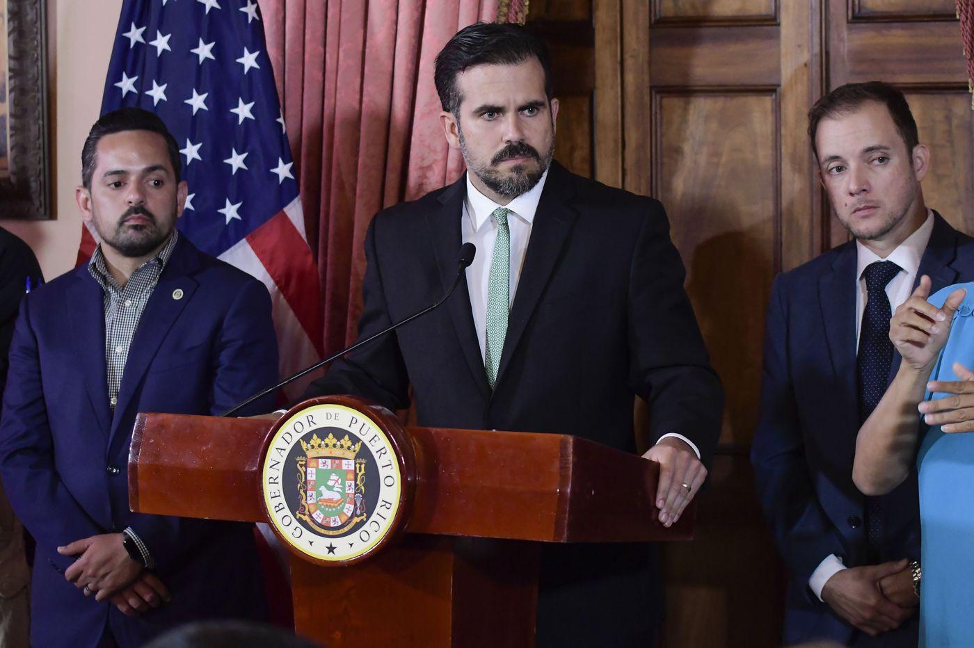 Puerto Rico Gov. Ricardo Rosselló Ousted Amid Public Outcry