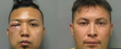 Pair of illegal El Salvadorian immigrants accused of raping 11-year-old girl in a 'sanctuary county'