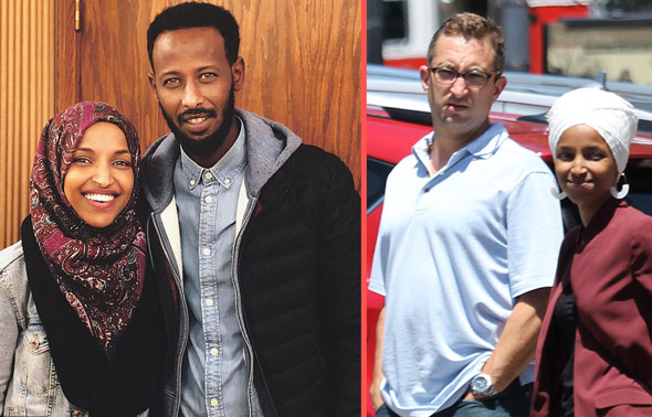 Ilhan Omar's Husband Wants Out After Affair Bombshell!