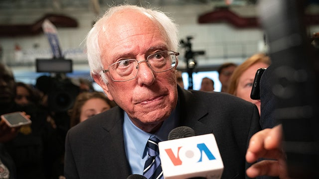 Sanders Fears Defeat in New Hampshire