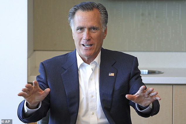 Cowardly Romney Uses Fake Twitter Account to Harass Trump