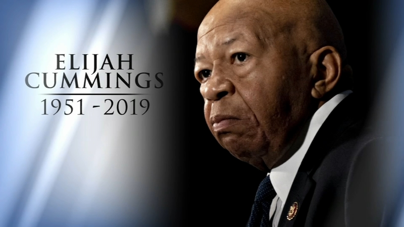Trump Foil and Democratic Leader Elijah Cummings Dead at 68