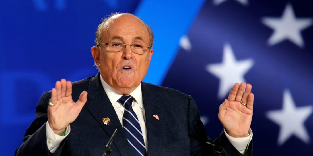 What Did Giuliani Say During 'Butt Call' to Reporter?