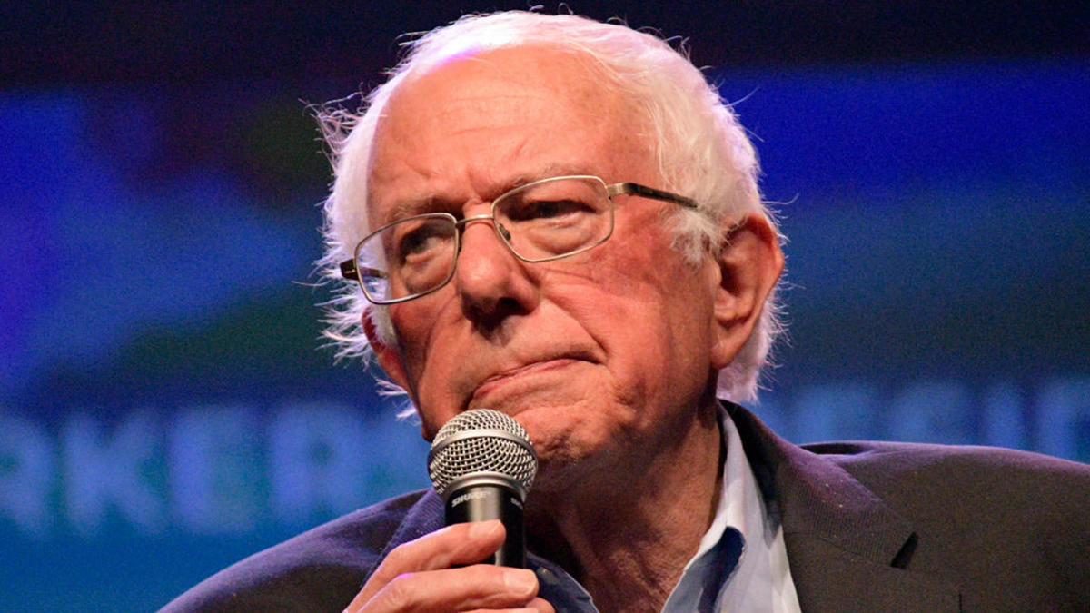 Wishing Bernie well … and farewell