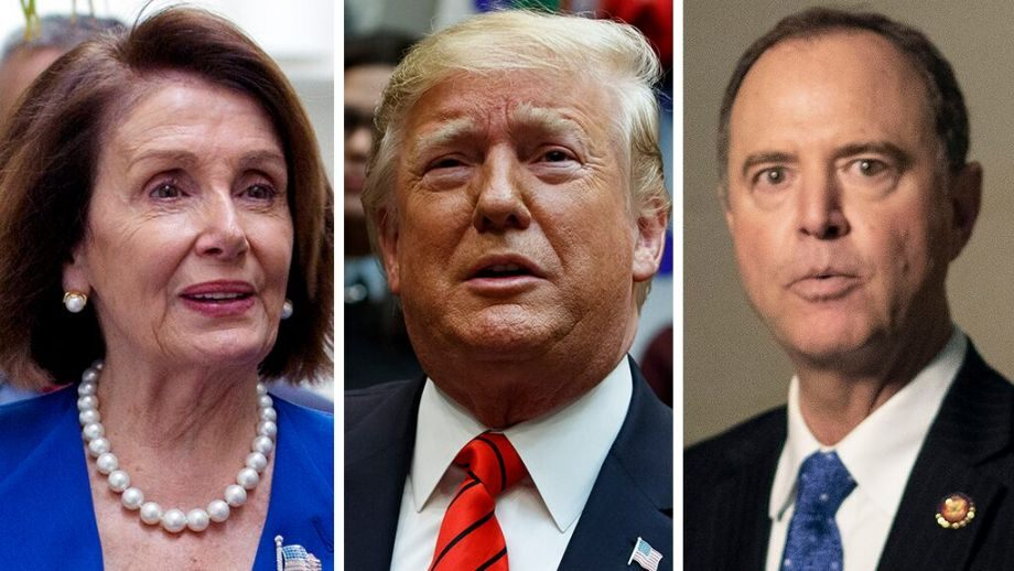 Dems Cave and Draft Resolution to Formalize Impeachment Inquiry