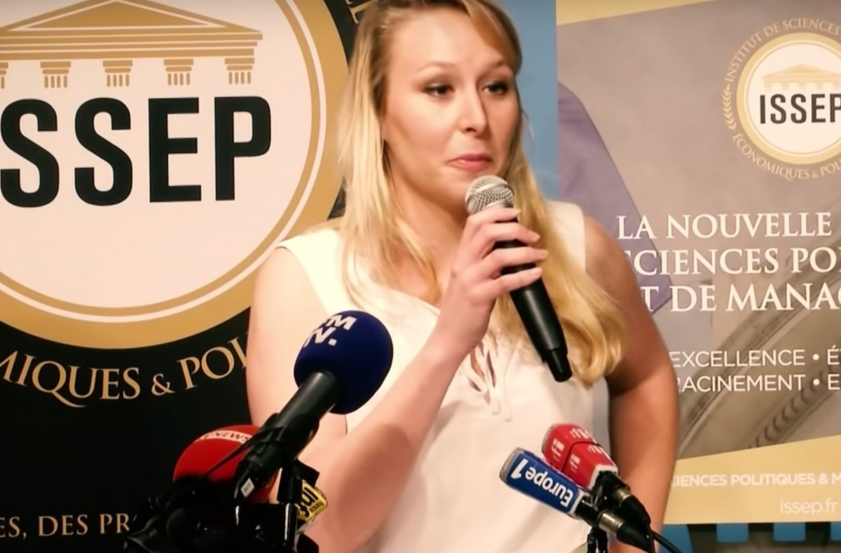 France: Major Right-wing populist urges fellow countrymen to fight 'Great Replacement'