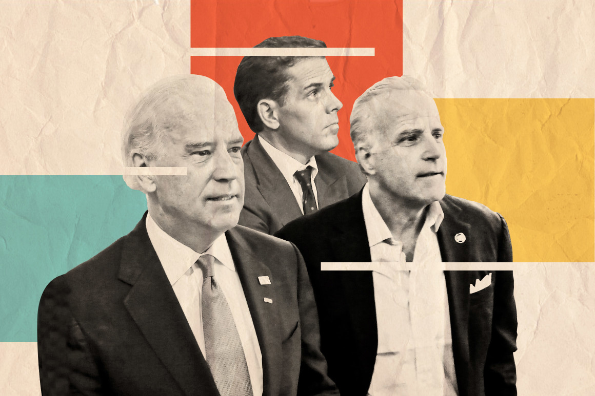 Giuliani Files Raise More Questions Around the Bidens Shady Foreign Dealings
