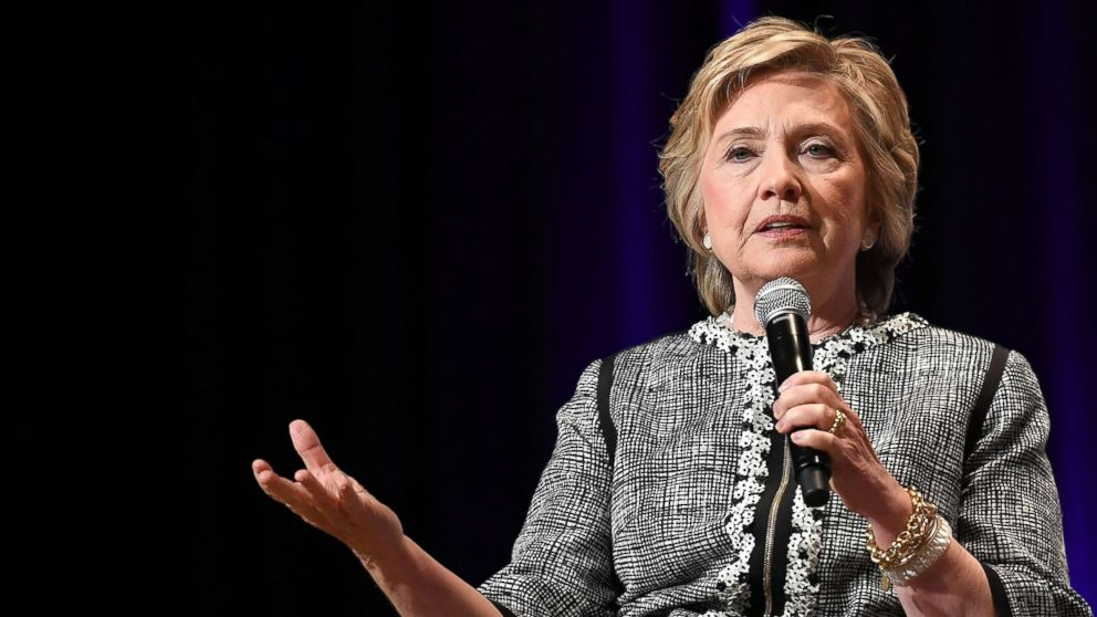 Crooked Hillary Clinton claims she could beat Trump in 2020 'again'
