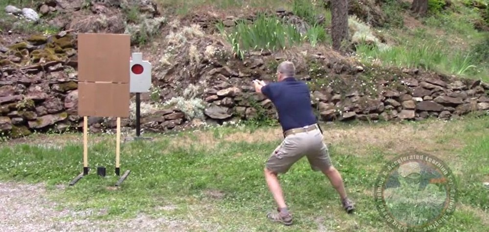 """Top 3 """"Getting Off The 'X'"""" Myths about Shooting On The Move"""