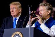 Rand Paul Supports Trump in Alleged Ukraine Corruption