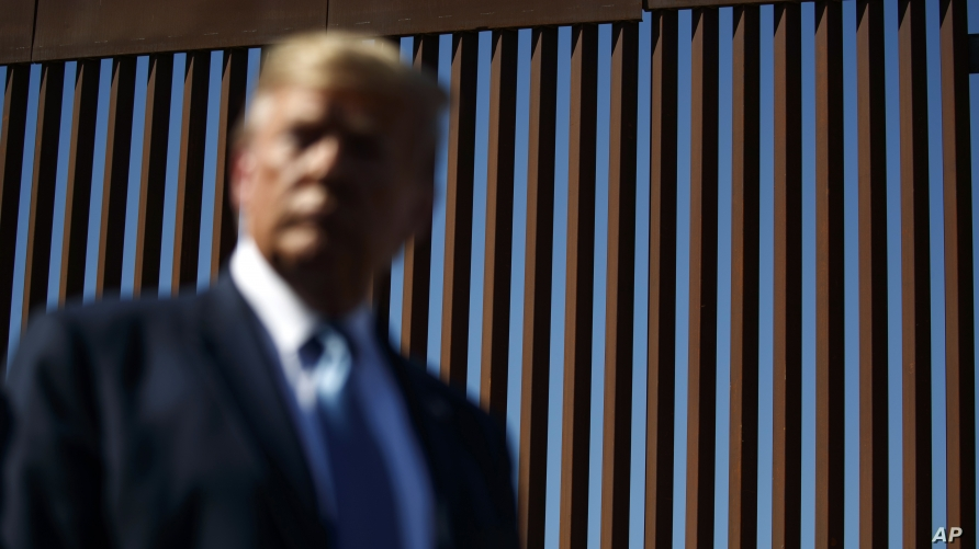 Trump Says His Wall Can Still Cut It!