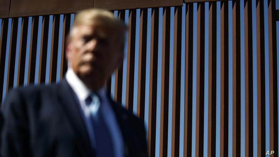 Trump Says His Wall Can Still Cut It!