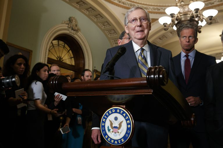McConnell should take his time with a Senate trial