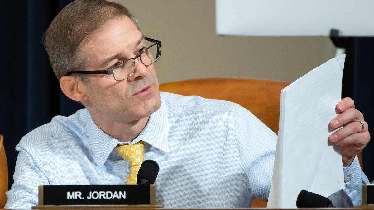 Rep. Jordan Steals the Impeachment Show
