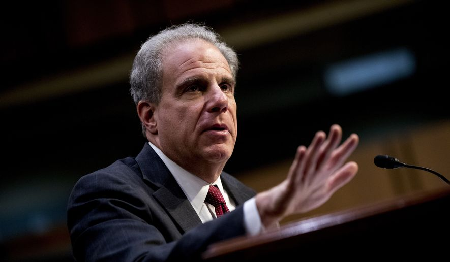 Horowitz Has Harsh Words for FISA and the FBI