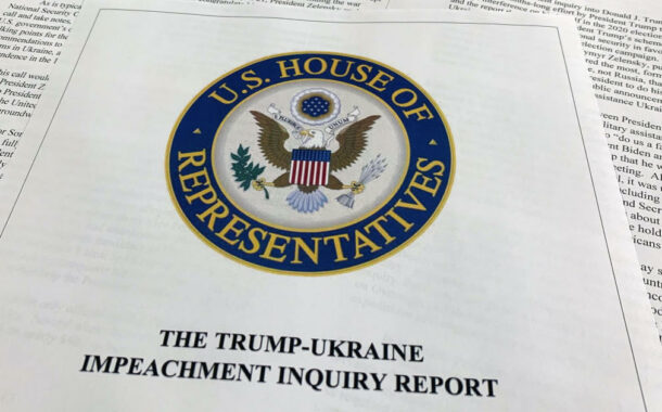 Accusations of Abuse of Power as House Impeachment Report Is Released