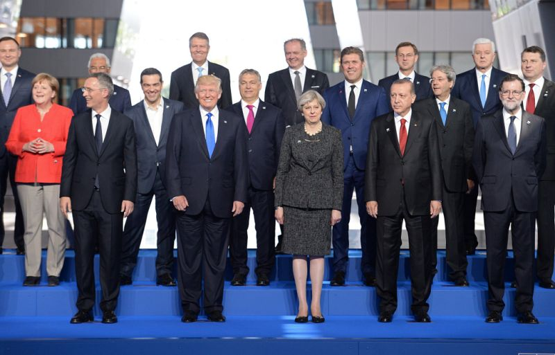 Member nations increase support for NATO – Trump gets no credit