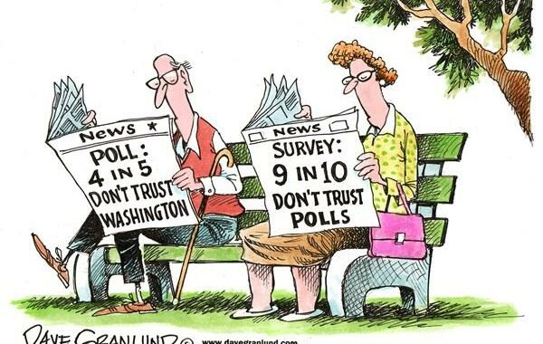 Why the polls will be wrong about Trump...