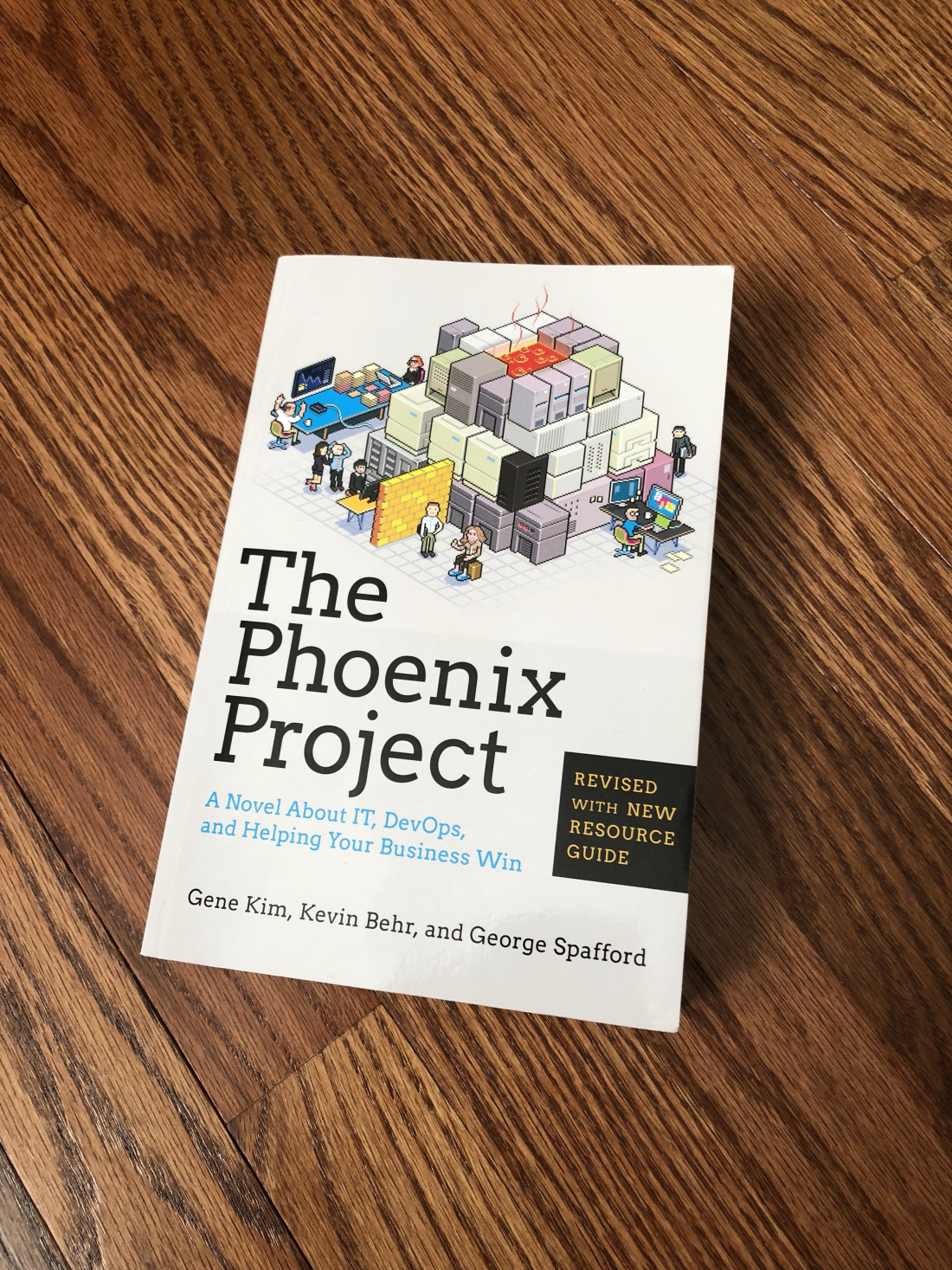 The New Phoenix Project
