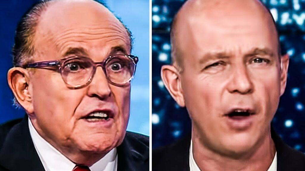 Giuliani Threatens Libel Suit Against Fox Host