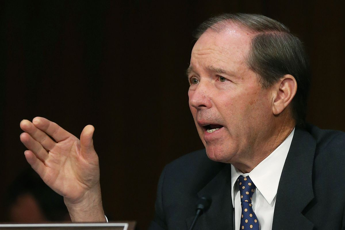 Tom Udall serves as Irani spokesman