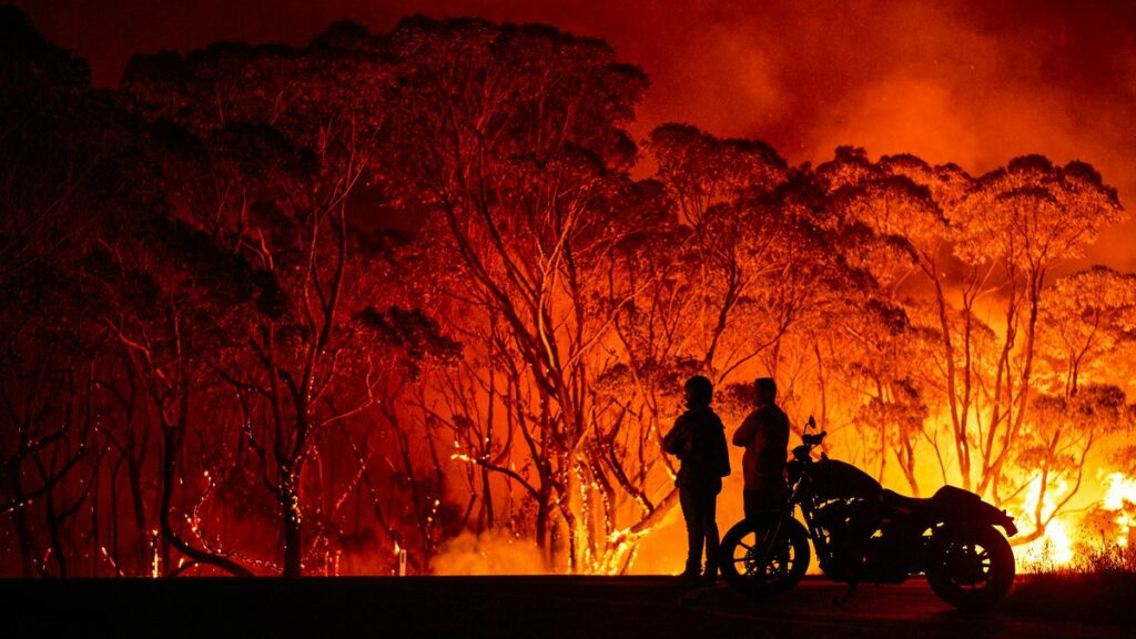 Experts Say Aussie Bush Fires Have Nothing to Do With Climate Change