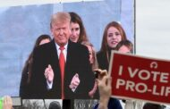 Trump attends pro-life rally and the left goes bonkers