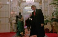President Trump's Cameo Cut From Classic Christmas Movie!