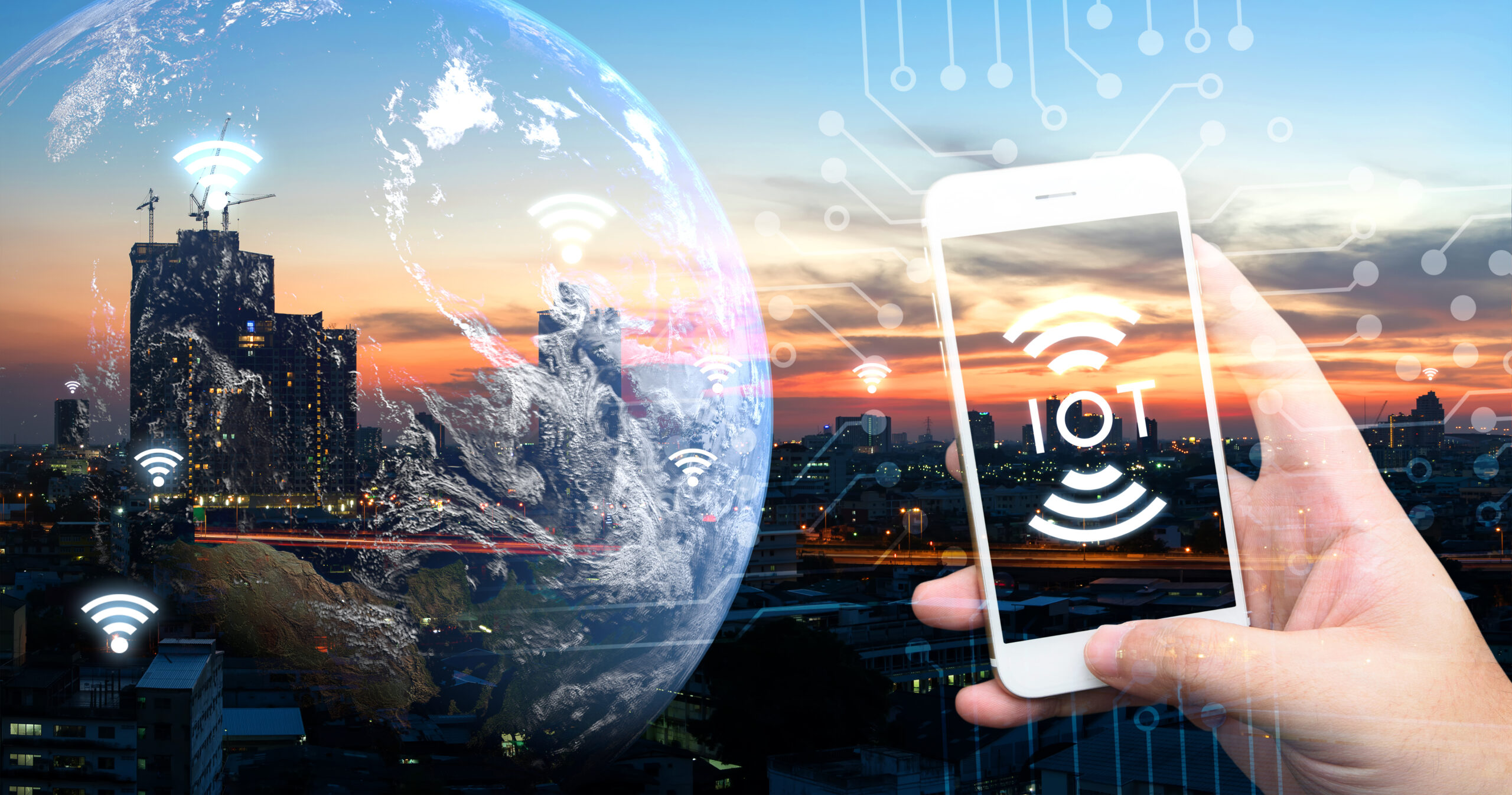 INTERNET OF THINGS FUELS AMERICA 2.0 STOCK