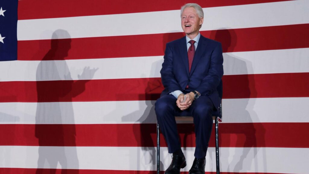 Shocking Details About Bill Clinton Tarmac Meeting in New Book!