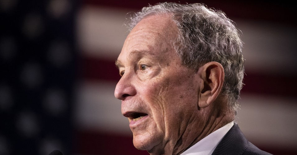 Bloomberg and his money are wrecking the Democratic Party