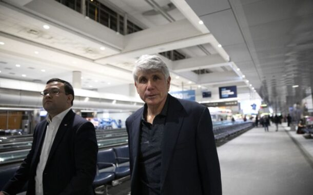 Trump Frees Blagojevich