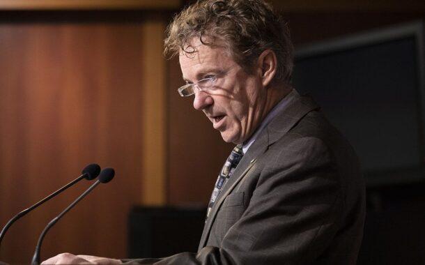 Rand Paul Drops Name of Whistleblower on Senate Floor