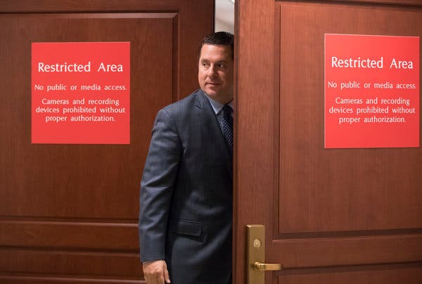 "GOP Senators Want Parts of ""Misleading"" FISA Report Declassified"