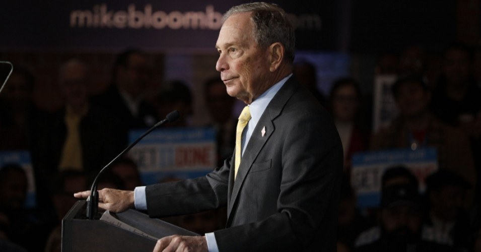 Bloomberg: The American oligarch