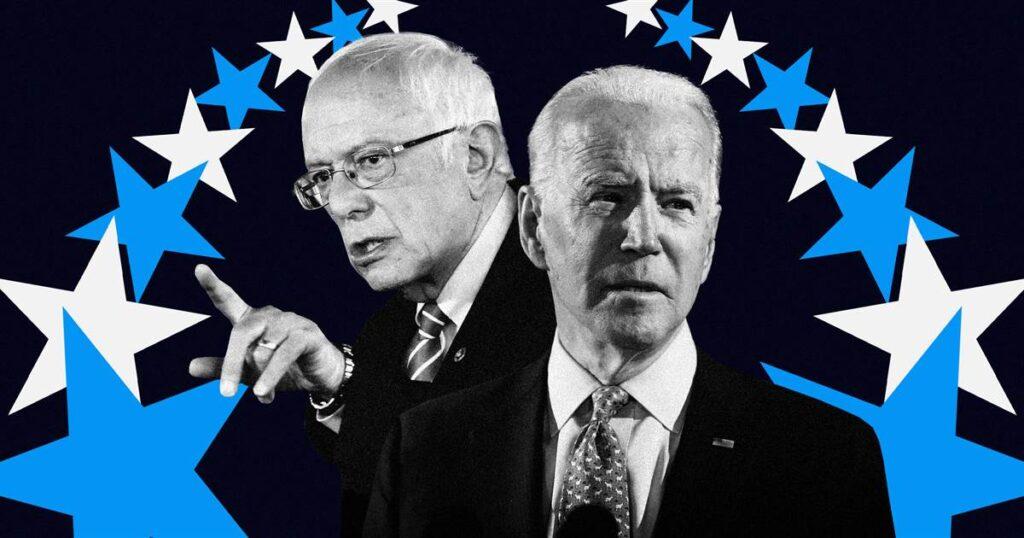 Biden Pounds Sanders In Florida