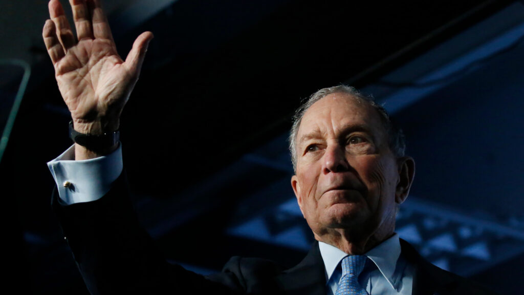 Bloomberg Calls It Quits!