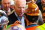 Biden confronts auto worker about the Second Amendment – and insults him