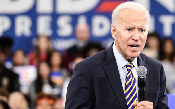 Biden Pushing to Connect With Young Progressives