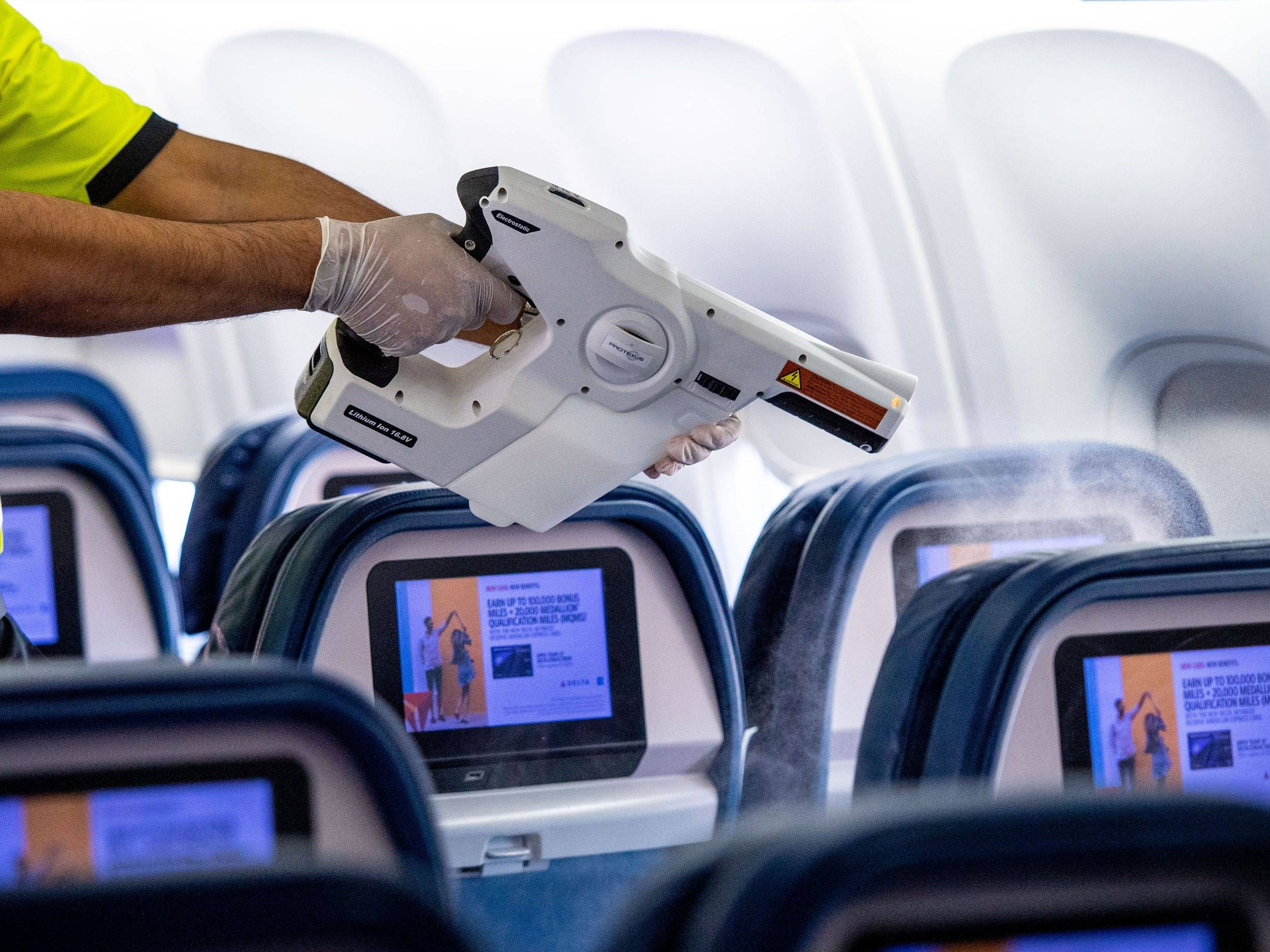 Airlines and Disease in the New Normal