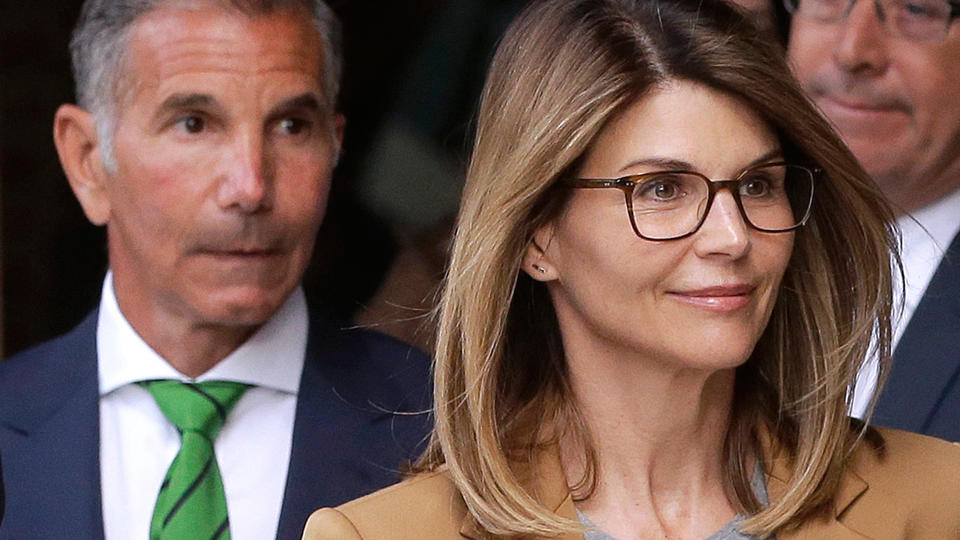 How much prison time will Lori Loughlin and her husband serve?