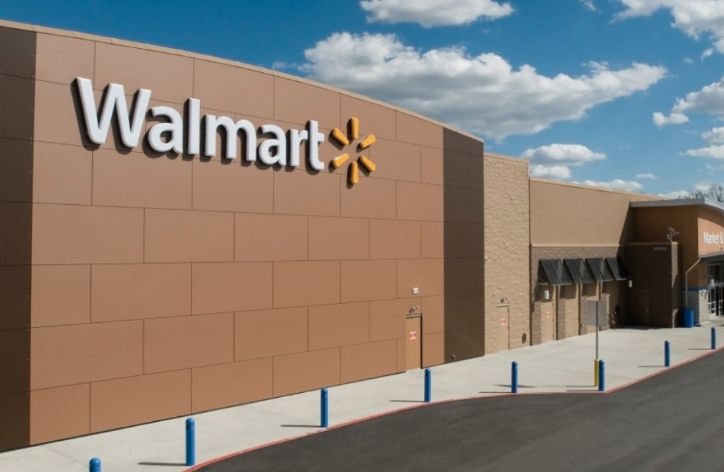 Walmart looks to remove all cashiers from stores