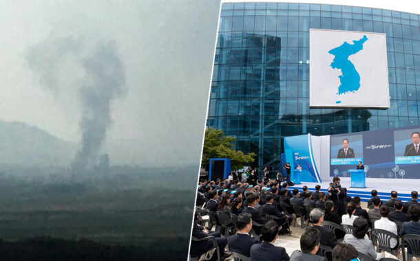 North Korea blows up South Korea liaison office: Seoul
