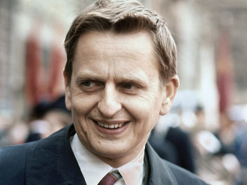 Prosecutors In Sweden Finally Close Case On 1986 Assassination Of Olof Palme